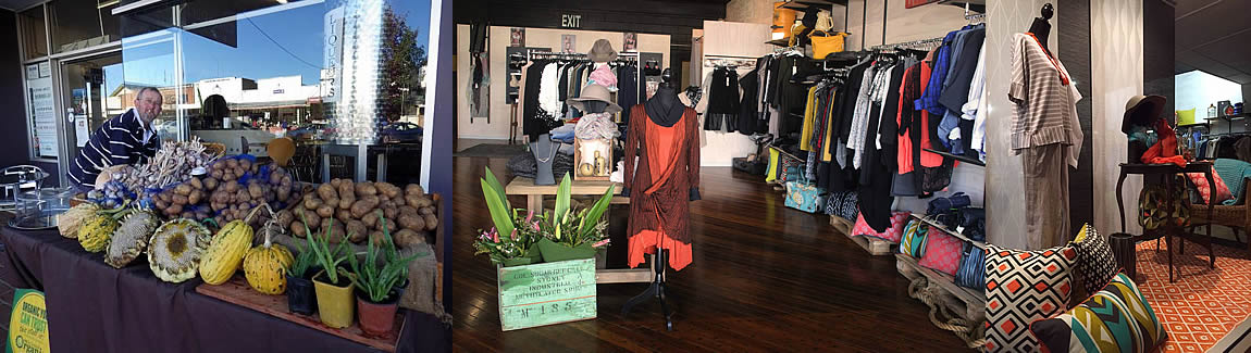 mossgrove where to shop in dorrigo