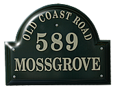 589 Old Coast Road <br> Dorrigo NSW Australia <br> P.O. Box 480