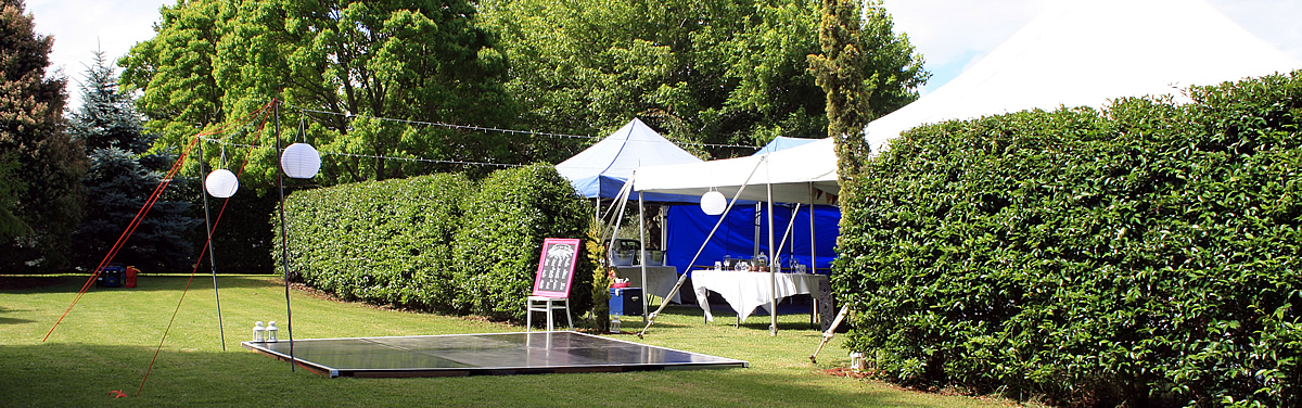 mossgrove garden wedding venue